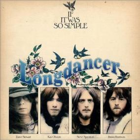 longdancer - if it was so simple 1973 front