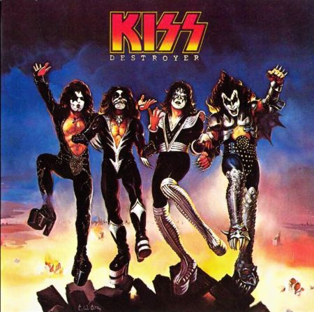 kiss-destroyer