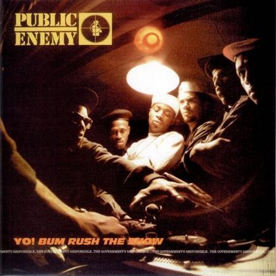 Public Enemy - Yo! Bum Rush The Show  (1987)[INFO]