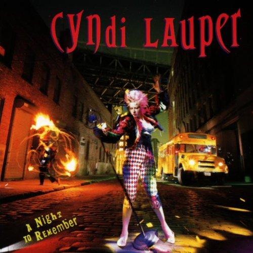 486 Cyndi Lauper She S So Unusual 1983