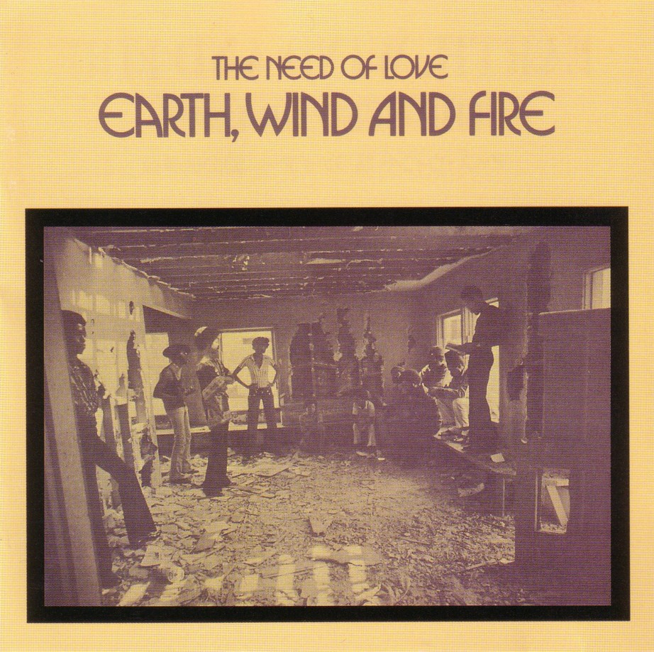 485 earth wind fire that s the way of the world 1975 for Love the love