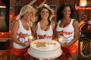 I know it's not these Hooters.  If you want to see them click here.