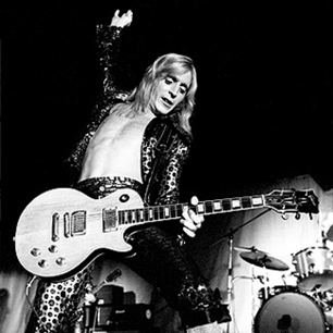 Mick Ronson (No, weiously, was it a requirement for every UK band of that time to have a Mick?)