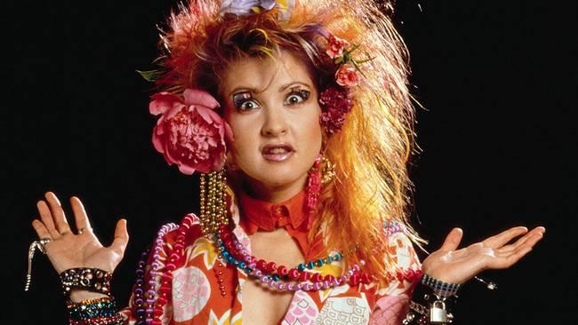 #486- Cyndi Lauper- She's So Unusual- 1983
